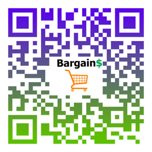 Hard to find BargainsShopping.com domain name for sale