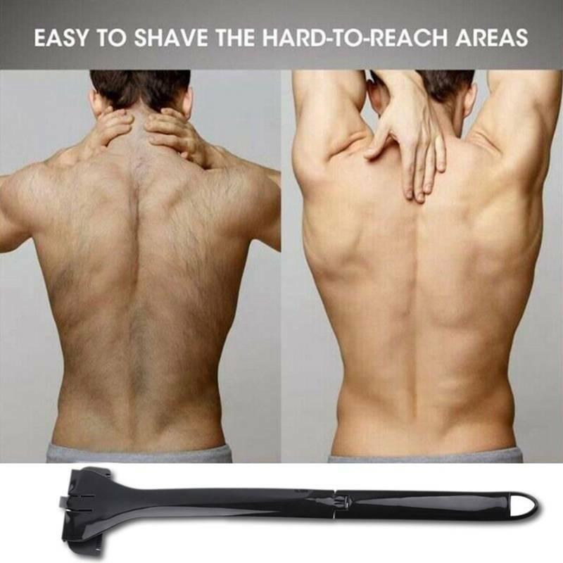 back razor shaver groomer body leg hair