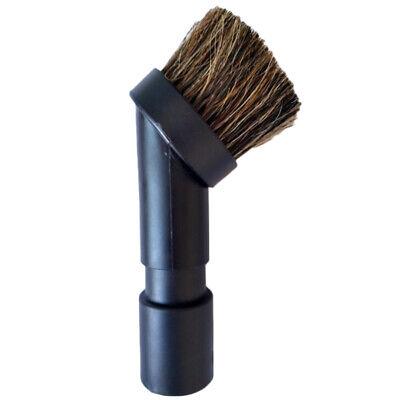 Borste Pferdehaar-Rundbürste Pinsel Kopf Staubsauger Reiniger Staub 32mm-35mm - Reinigung Pinsel Kopf