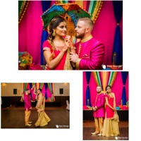 Indian • Pakistani • Afghan • guyanese Wedding photographer