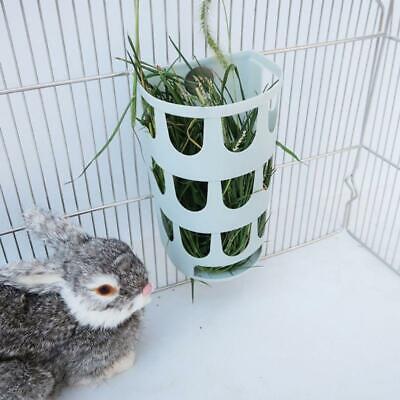 Small Animals Food Feeder Rabbit Hay Rack Guinea Pig Hay Manger Food Bin Bowl