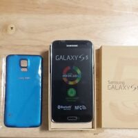 BRAND NEW ELECTRIC BLUE GALAXY S5 - UNLOCKED FOR ALL CARRIERS
