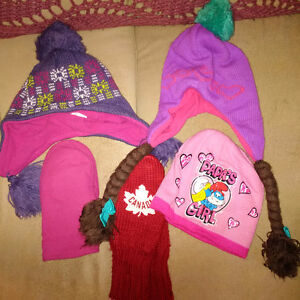 LOT OF GIRLS SIZE 7-10 WINTER WEAR; SOME BARELY WORN; 5 IN TOTAL Sarnia Sarnia Area image 1