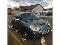 2004 04 MINI HATCH COOPER 1.6 COOPER S 161 BHP