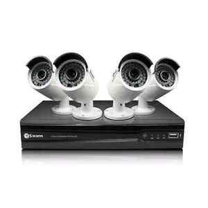 Swann NVR8-7400 8 Channel 4MP Network Video Recorder & 4 x NHD-81 Reservoir Darebin Area Preview