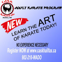 Karate 4 Adults! Reg. NOW!