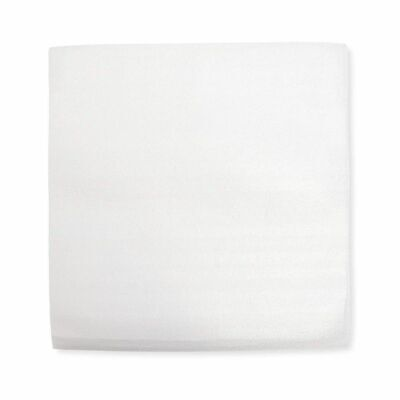 80 Pack Foam Packing Sheets Foam Pouches For Dishes Moving Shipping 12 X 12 In.
