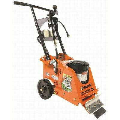 General Fcs16 Power Floor Scraper Tile Stripper