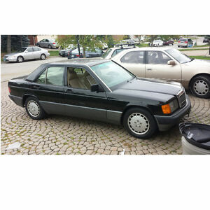 1993 Mercedes-Benz 190-Series 2.3 Sedan