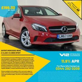 image for 2017 MERCEDES-BENZ A180D SPORT PREMIUM LEATHER HEATED SEATS REVERSING CAMERA