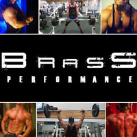 BRASS PERFORMANCE PERSONAL TRAINER