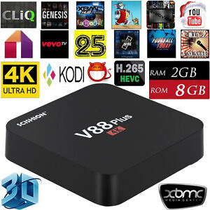 Android TV Boxes-Free TV