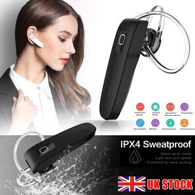 Wireless Headset Bluetooth Earphone Headphone For iPhone 6 7 8 X Samsung Huawei