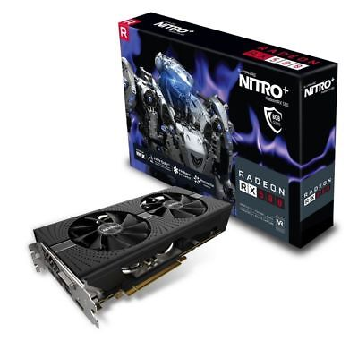 SAPPHIRE NITRO+ Radeon RX 580 8G GDDR5 11265-01-20G DirectX 12