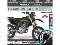 Rieju Marathon MRT Pro SM 125 125cc SuperMoto Off Road Style Finance & Delivery