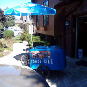 Nestel Ice Cream bike for sale