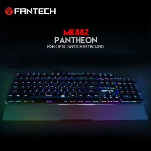 FANTECH PRO-GAMING KEYBOARD MK882-PANTHEON (OPTICAL)