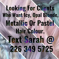 Looking For New Colour Clients