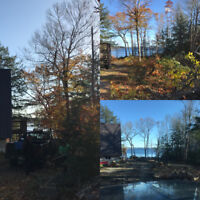 Tree Services : Molega Lake, Labelle, Ponhook, Lake torment, etc
