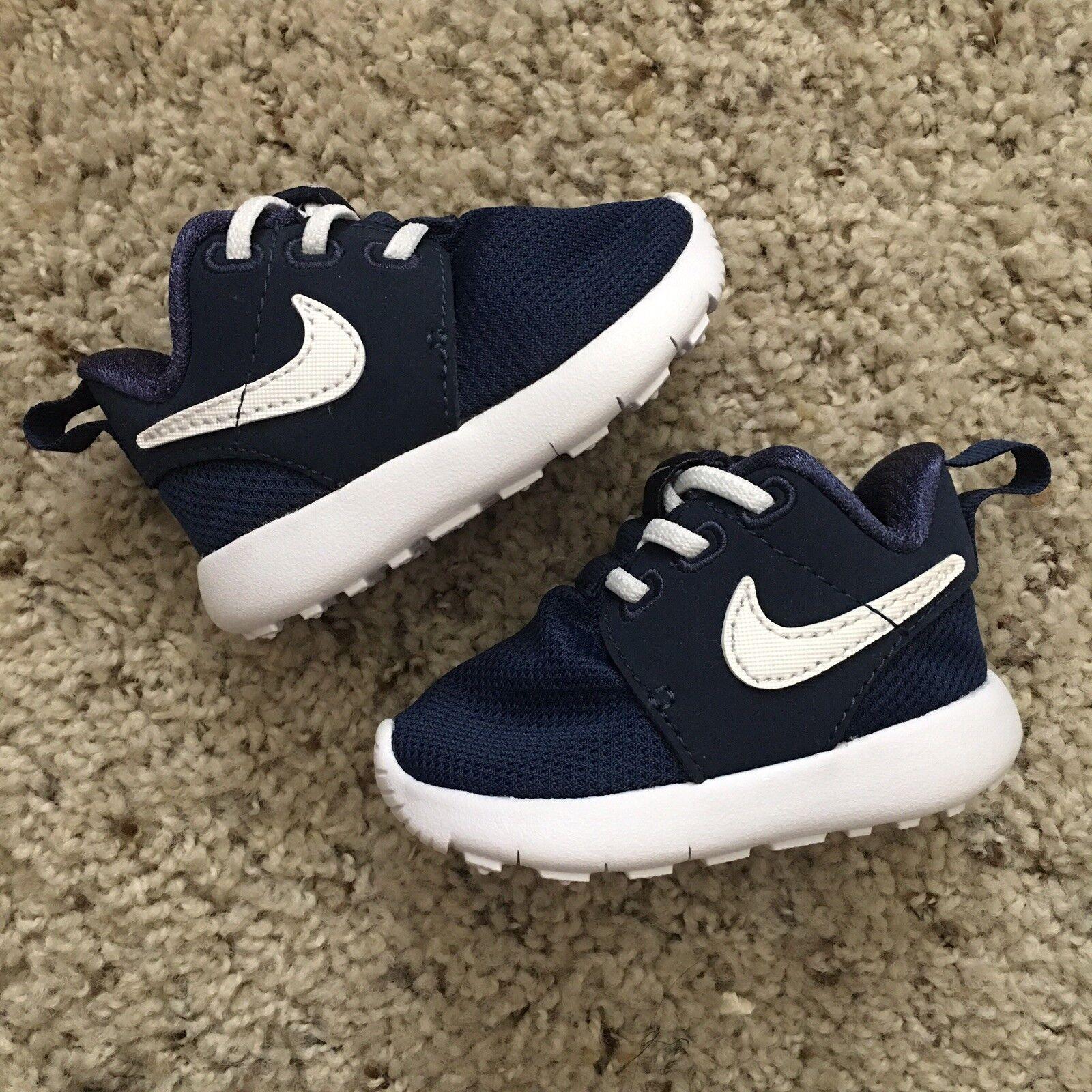 Nike Roshe One Blue Infant Size 2c Brand New in Box