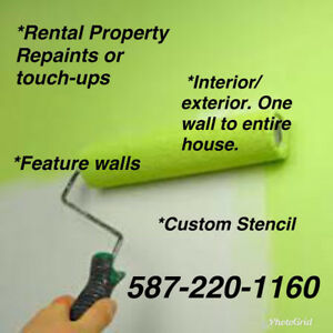 Painting Services. Call about my $1.50 per square foot offer!