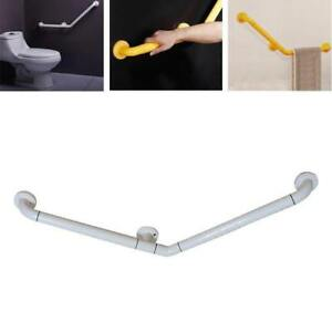 Wall Support Rail Bath Tub Toilet Helping Handle Grip Bathroom Grab Bar Safety (500*700mm) 123056