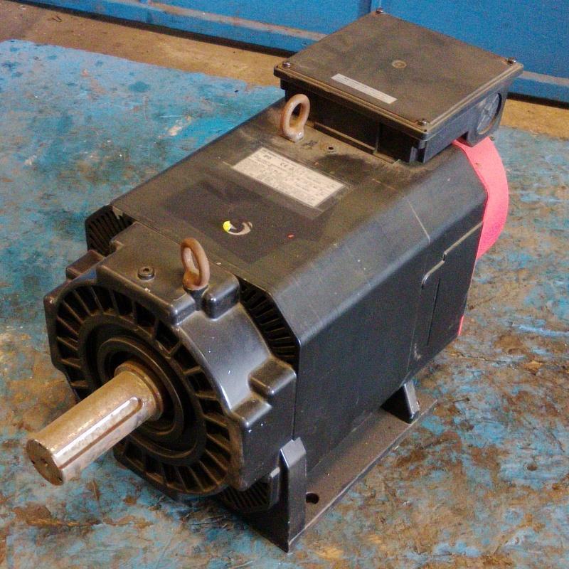 GE FANUC MODEL aP15 7.5/9kW AC SPINDLE MOTOR TYPE A06B-0827-B200#3000