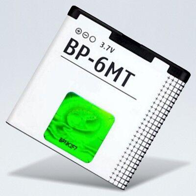 ORIGINAL Nokia Akku BP-6MT Accu ~ für 6350, 6720 classic, E51, N81, N81 8GB, N82 - N81 8 Gb