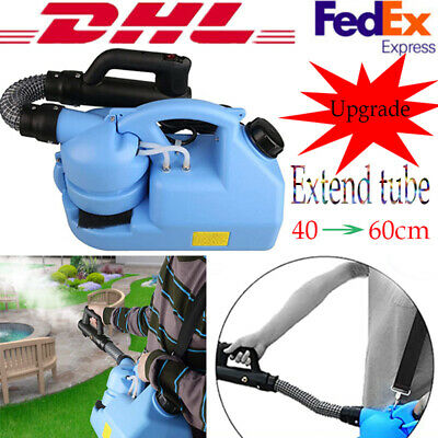 7L 220V ULV Electric Fogger Disinfection Sprayer Mosquito Killer Office Home