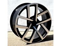 "18"" Clubsport 2 Style for VW Audi Seat 5x112 Etc"