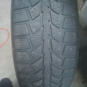 4 WINTER TIRES FOR SALE $60 EACH