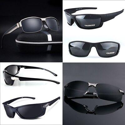Sonnenbrille polarisiert HD, Sport gut Qualität, Hochwertige Vielfalt Hülle