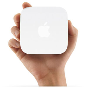 airport express wifi router airtunes newest gen
