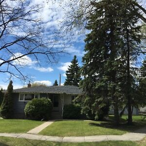 North Kildonan. Completely renovated bungalow near the river.