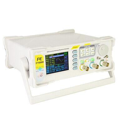 Fy6900-2030405060m Dds Signal Generator 0.01-100mhz Arbitrary Waveform Pulse
