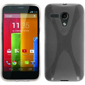 Custodia-in-Silicone-Motorola-Moto-G-X-Style-trasparente