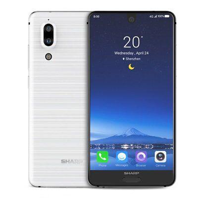 Sharp Aquos S2 5 5 4G 64G Dual Sim Lte Unlocked Smartphone Silver
