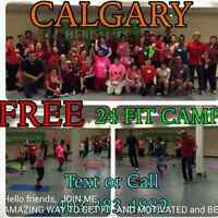 Free 24 fit camp