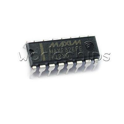 50pcs Max232 Rs232 Ic 232 Driver Receiver Ttl Converter Best