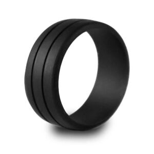 Enso Silicone Men's Ring - Size 12