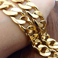 """27"""" Inch - 24K Gold Filled Chain Stamped 24kGL - ITALY"""