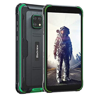 Móvil Resistente Blackview BV4900 Android 10 Impermeable Smartphone IP68 32G/3GB