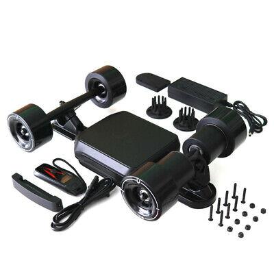 Revel Dual Hub Electric Skateboard Longboard 31MPH Kit 15mi  ABEC 4X4 6000mah