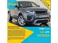 2017 RANGE ROVER EVOQUE HSE DYNAMIC LUX TD4 AUTO 360 CAMERA PAN ROOF SVC HISTORY