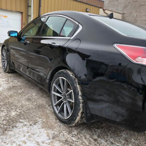 2010 Acura Tl  Only 99000 km  GPS  FOR SALE