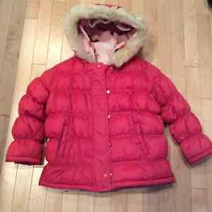 Gymboree 3 in 1 Winter Coat Size 5-6