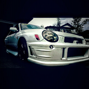 2000 Subaru wrx jdm bug eye