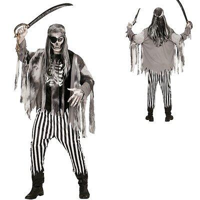 PIRATENKOSTÜM Geisterschiff Herren Ghost Ship Kostüm Halloween Zombie - Ghost Ship Piraten Kostüm