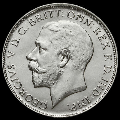 1922 George V Silver Florin, A/UNC