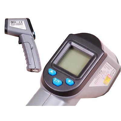 Digital Laser Thermometer Messgerät IR -50 bis + 500°C Infrarot Temperatur meßen